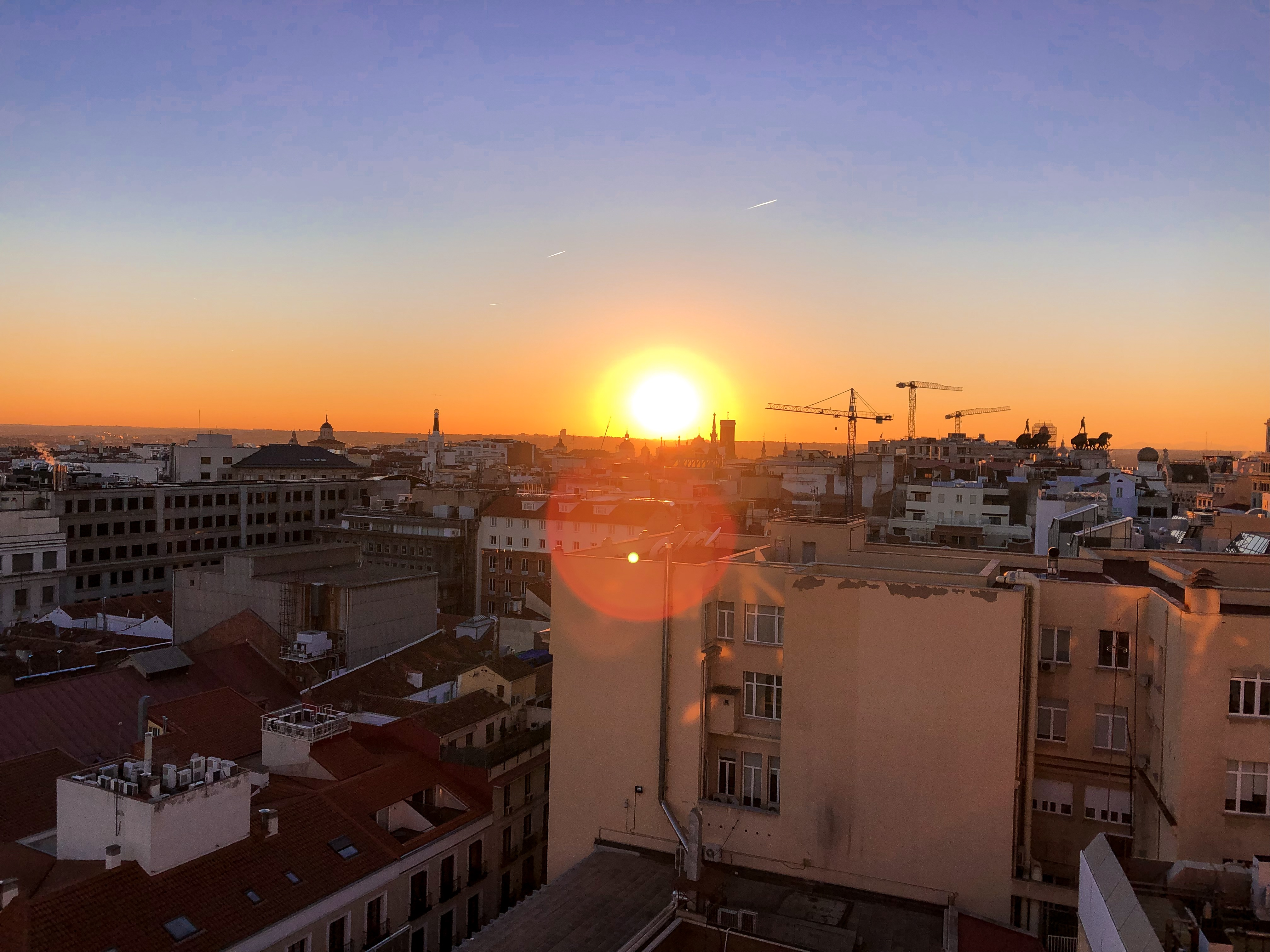 Madrid, Spain Circulo de Bellas Artes